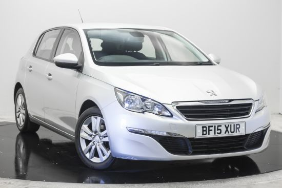 Peugeot 308 ACTIVE HDI **PCP Special from £129 Deposit £129 Per Month**