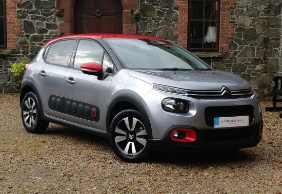 Citroen C3 FLAIR BLUEHDI **10% DEPOSIT £249 PER MONTH**