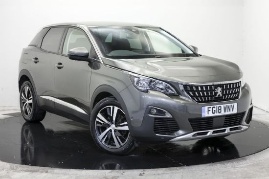 Peugeot 3008 ALLURE BLUEHDI **PCP FROM £289 DEPOSIT £289 PER MONTH**