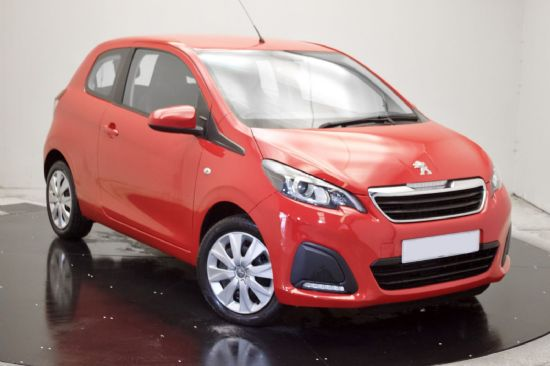 Peugeot 108 ACTIVE **PCP FROM £106 DEPOSIT £106 PER MONTH**