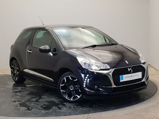 DS3 ELEGANCE BLUEHDI **PCP Special from £143 Deposit £143 Per Month**