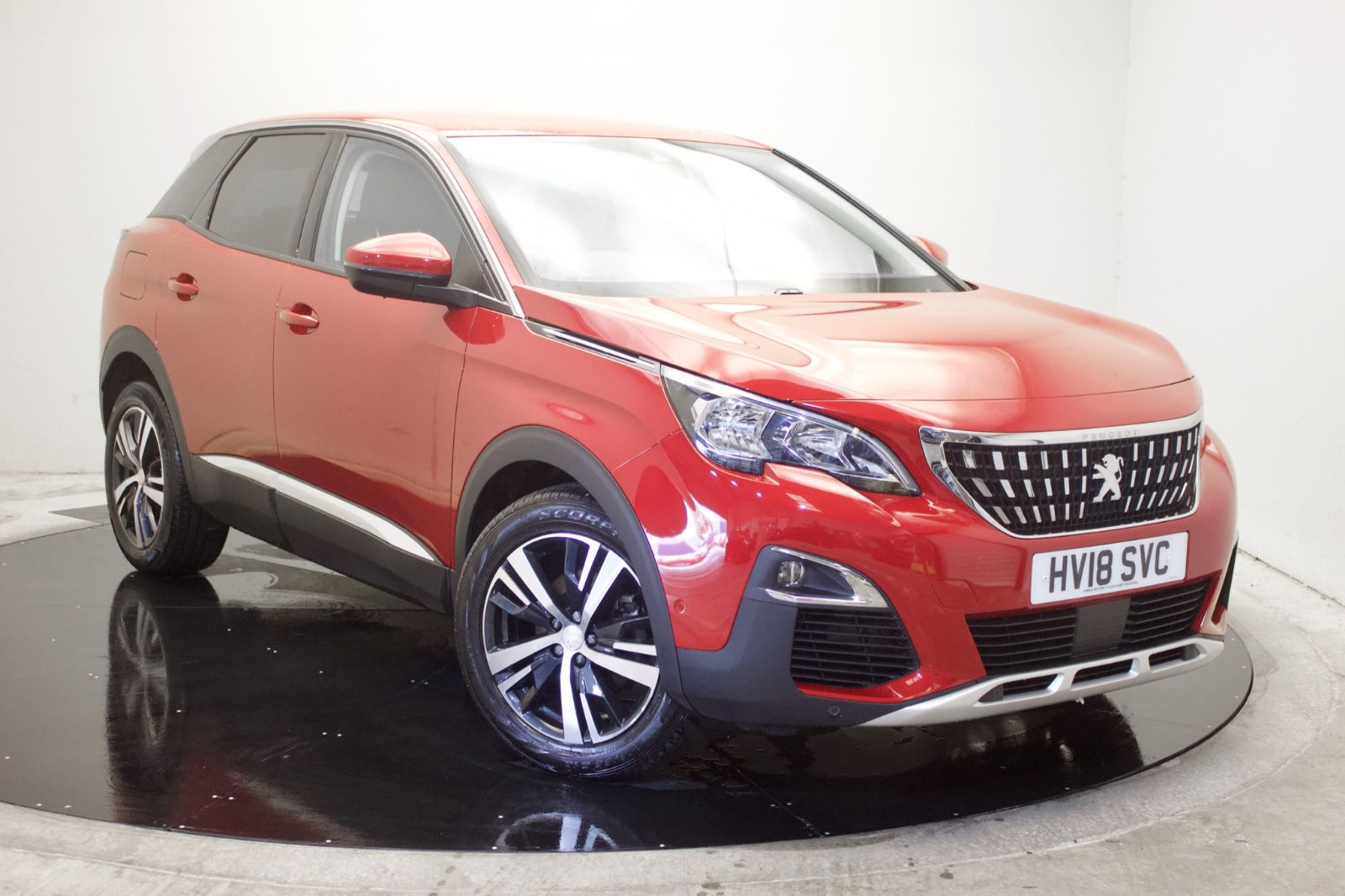 Peugeot 3008 ALLURE BLUEHDI S/S **PCP Special from £1949 Deposit £280 Per Month**