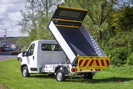 Relay TIPPER 35 L2 BlueHDi 160 6-speed manual *FREE DELIVERY ACROSS N.I*