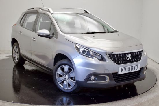 Peugeot 2008 ACTIVE **PCP Special From £169 Deposit £169 Per Month**