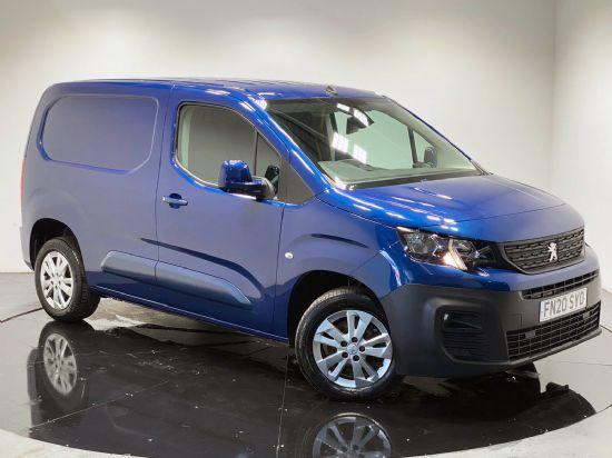 Peugeot PARTNER ASPHALT L1 BLUEHDI AUTOMATIC