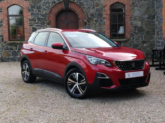 Peugeot 3008 ACTIVE BLUEHDI **DUE IN/ PCP FROM £249 DEPOSIT £249 PER MONTH**