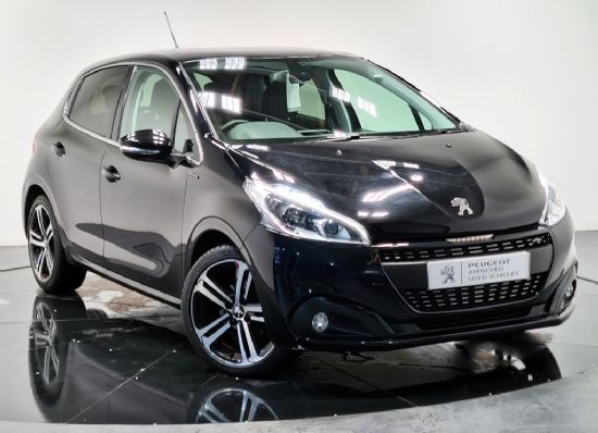 Peugeot 208  1.2 110HP GT LINE S/S **PCP FROM £206 DEPOSIT £206 PER MONTH**