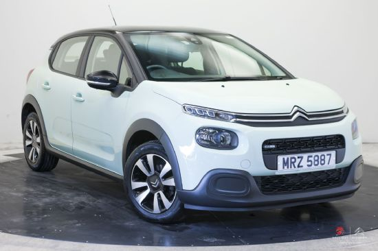 Citroen C3  1.2 Feel **PCP Special from £129 Deposit £129 Per Month**