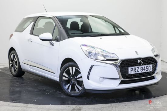 DS DS3 1.2 Chic **PCP Special from £119 Deposit £119 Per Month**
