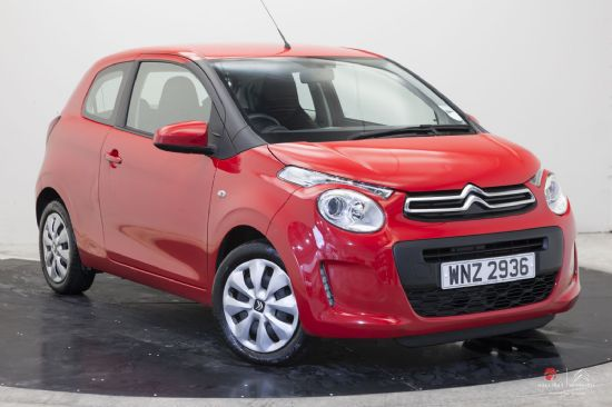 Citroen C1 1.2 Feel **PCP Special from £109 Deposit £109 Per Month**
