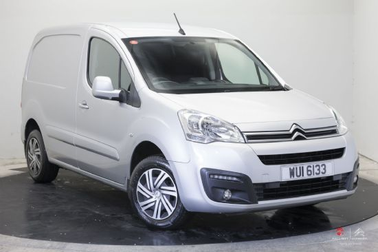 Citroen BERLINGO 850 ENTERPRISE 100BHP *TOW BAR | PLY LINED | LOOK PACK*