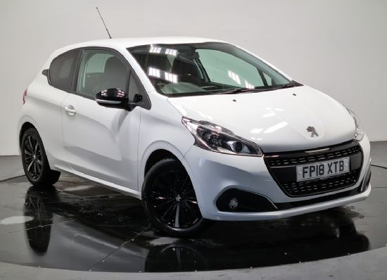 Peugeot 208 BLACK EDITION **PCP FROM £159 DEPOSIT £159 PER MONTH**