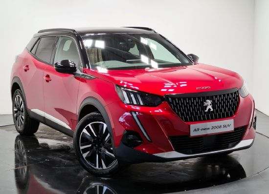 Peugeot 2008 P/T 130 GT Line **SAVE £3980 ON RRP**