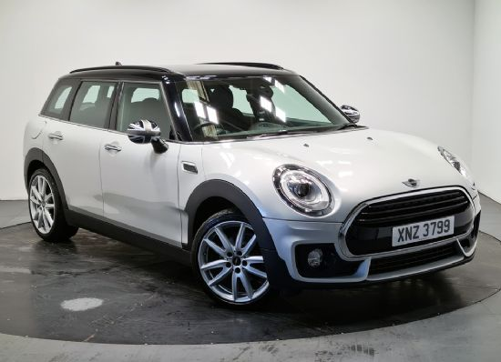 Mini CLUBMAN COOPER D **PCP FROM £499 DEPOSIT £219 PER MONTH**