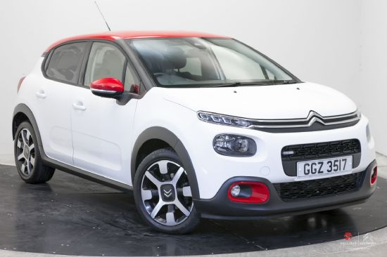 Citroen C3 FLAIR PURETECH **PCP Special From £144 Deposit £144 Per Month**