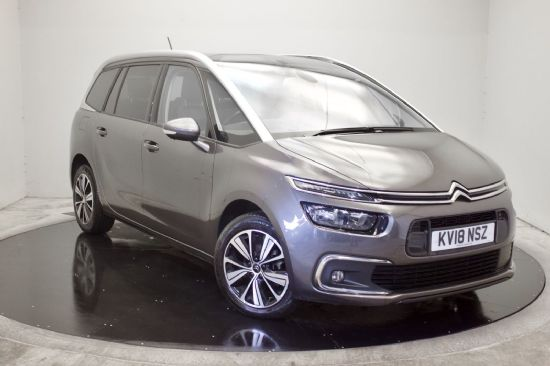Citroen C4 GR PICASSO FLAIR BLUEHDI SS