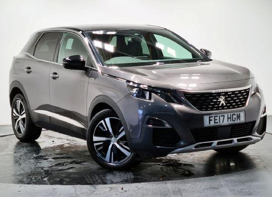 Peugeot 3008 GT LINE BLUEHDI **PCP FROM £259 DEPOSIT £259 PER MONTH**