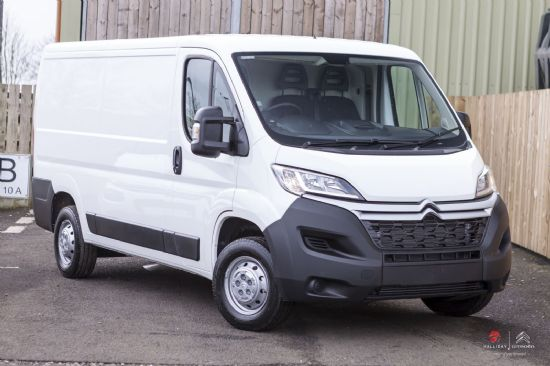 Relay L2H1 130bhp Enterprise *BRAND NEW - UNREGISTERED*