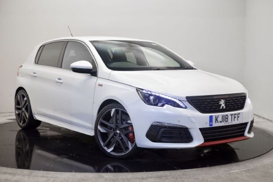 Peugeot 308 GTI BY PEUGEOTSPORT THP SS