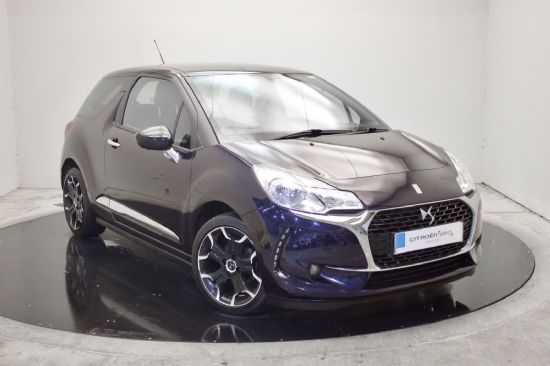 DS3 ELEGANCE BLUEHDI **PCP Special from £148 Deposit £148 Per Month**