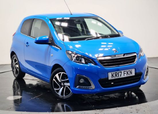 Peugeot 108 ALLURE **PCP FROM £119 DEPOSIT £119 PER MONTH**