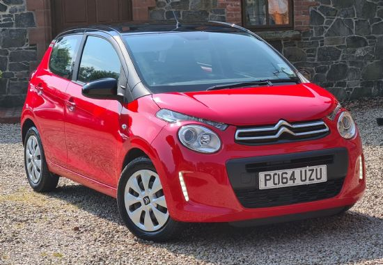 Citroen C1 FEEL **ZERO DEPOSIT £99 PER MONTH**