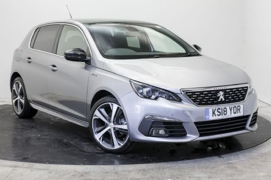 Peugeot 308 GT LINE BLUEHDI **PCP Special from £239 Deposit £239 Per Month**
