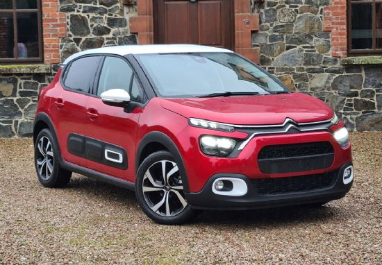 CITROEN C3 1.2 83HP SHINE + **ONSITE FOR IMMEDIATE DELIVERY**