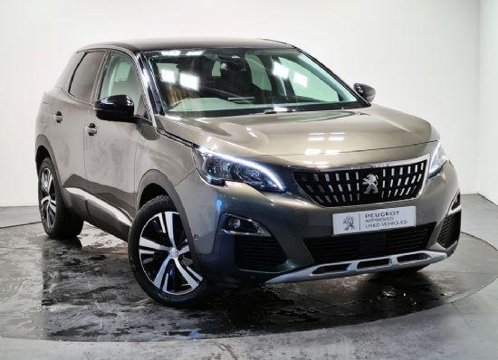 Peugeot 3008 ALLURE BLUEHDI **PCP FROM £219 DEPOSIT £219 PER MONTH**