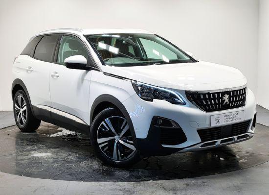 Peugeot 3008 ALLURE BLUEHDI **PCP FROM £265 DEPOSIT £265 PER MONTH**