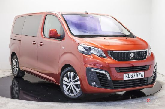 Peugeot TRAVELLER ALLURE STAND B-HDI A *FREE DELIVERY UK WIDE*