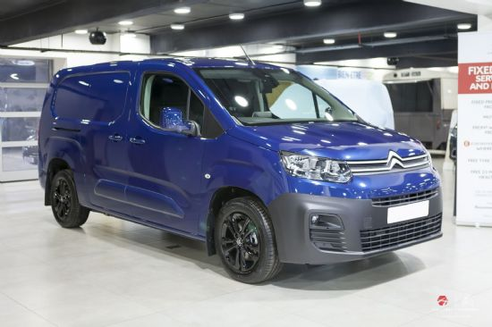 Berlingo XL 1.5L BlueHDi 130bhp AUTOMATIC 8 SPEED