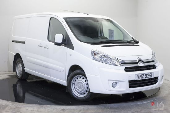 Citroen DISPATCH 1200 L2H1 EN-RISE HDI