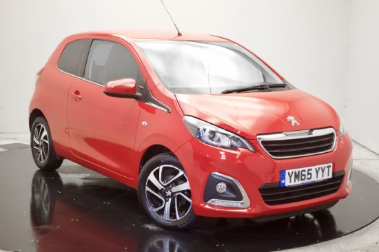 Peugeot 108 ALLURE **PCP Special from £99 Deposit £99 Per Month**