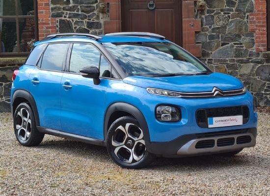 CITROEN C3 AIRCROSS 1.2 FLAIR **PCP FROM £195 DEPOSIT £195 PER MONTH**