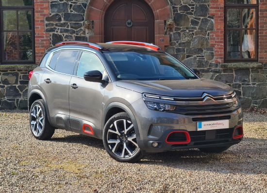 Citroen C5 AIRCROSS 1.6 180HP FLAIR + EAT8 AUTO  **10% DEPOSIT £309 PER MONTH**