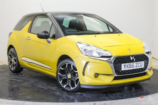 DS3 1.2 110HP ELEGANCE **PCP SPECIAL FROM £144 DEPOSIT £144 PER MONTH**