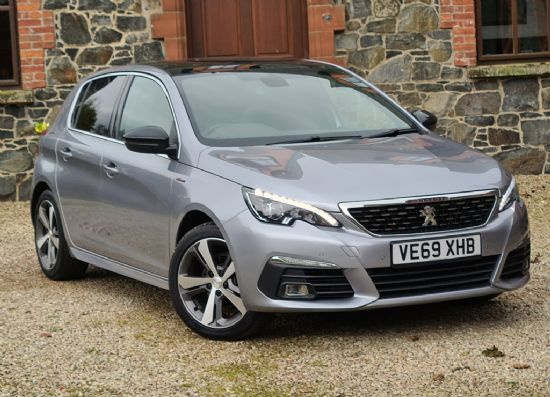 Peugeot 308 1.2 130HP GT LINE **PCP FROM £2499 DEPOSIT £299 PER MONTH**