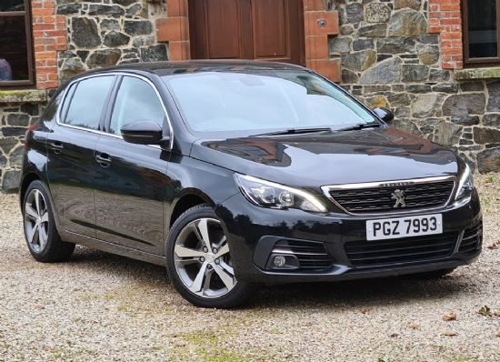 Peugeot 308 1.2 130HP ALLURE **PCP FROM £2499 DEPOSIT £279 PER MONTH**