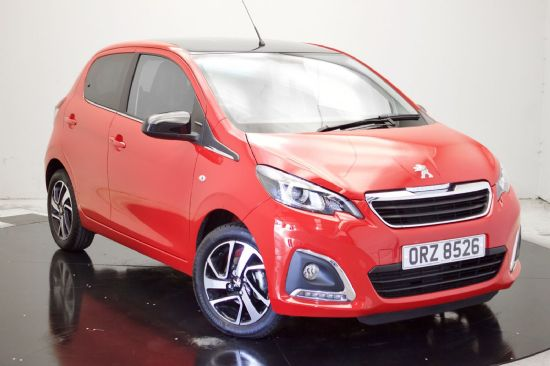 Peugeot 108 ALLURE **PCP Special from £179 Deposit £179 Per Month**