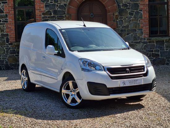 Peugeot PARTNER PROFESSION L1 BLUE HDI