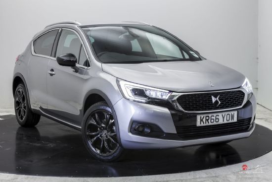 DS DS4 1.6BHDi Crossback **PCP Special £199 Deposit £199 Per Month**