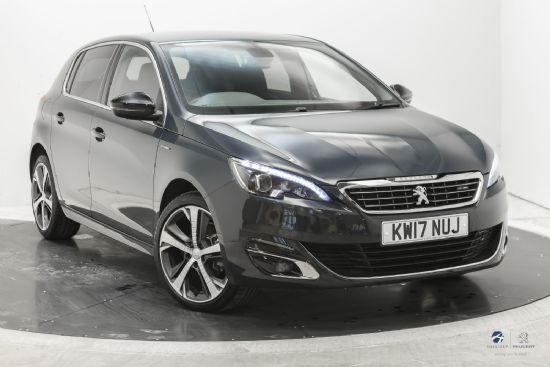 Peugeot 308 GT LINE HDI BLUE S/S
