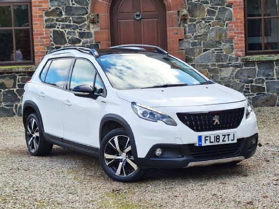 Peugeot 2008 1.6BHDI GT LINE **PCP FROM £799 DEPOSIT £279 PER MONTH**