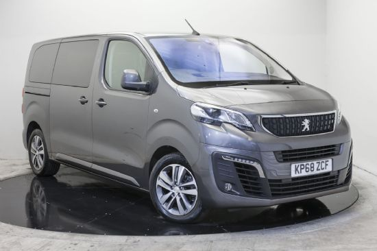 Peugeot TRAVELLER ALLURE BLUEHDI *AUTOMATIC*