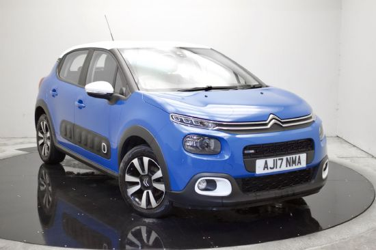 Citroen C3 110 FEEL PURETECH *PCP Special from £149 Deposit £149 Per Month*