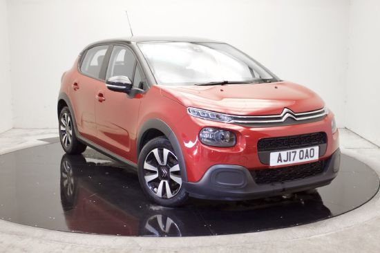 Citroen C3 FEEL BLUEHDI S/S *PCP Special from £149 Deposit £149 Per Month*