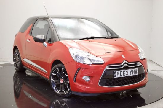 Citroen DS3 DSTYLE + E-HDI **HP Special from £123 Deposit £123 Per Month**
