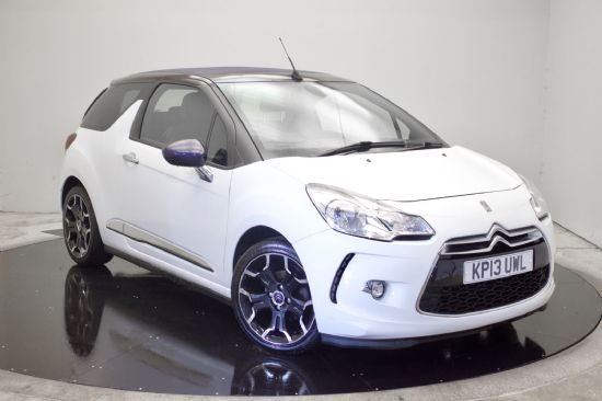 Citroen DS3 DSTYLE + **CONVERTIBLE**