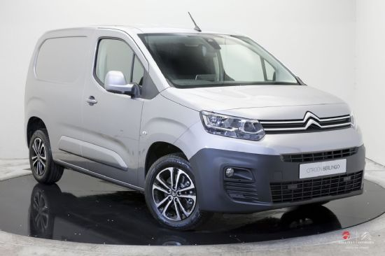 Berlingo 1.5L BlueHDi 130bhp AUTOMATIC 8 SPEED